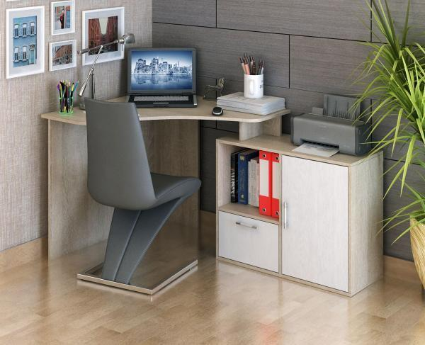 Как выбрать небольшой письменный стол