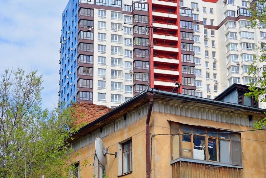 ЖК Континент - Новостройка или старый фонд?