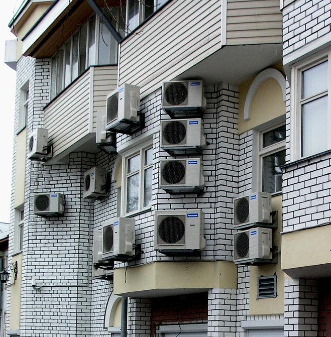 Нужно ли получать разрешение на монтаж кондиционера на фасаде?