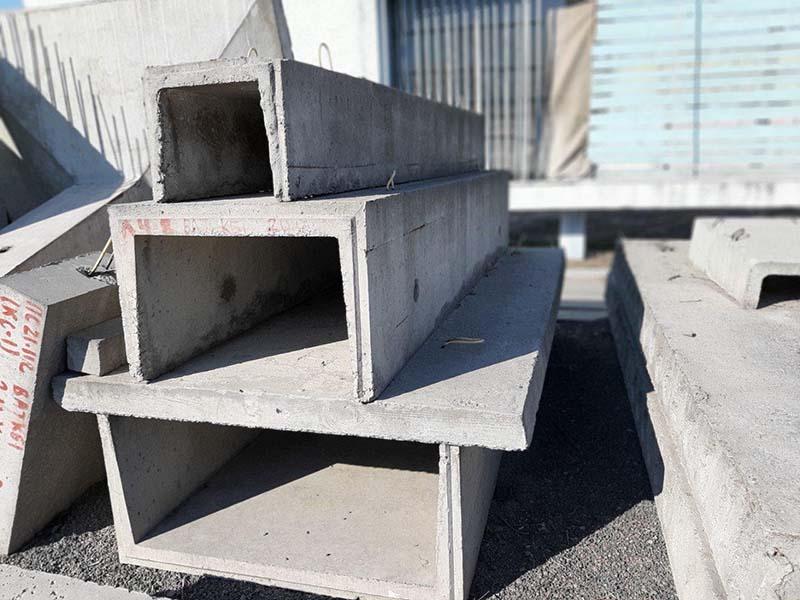 Как изготавливают бетонные лотки на заводе ЖБИ?