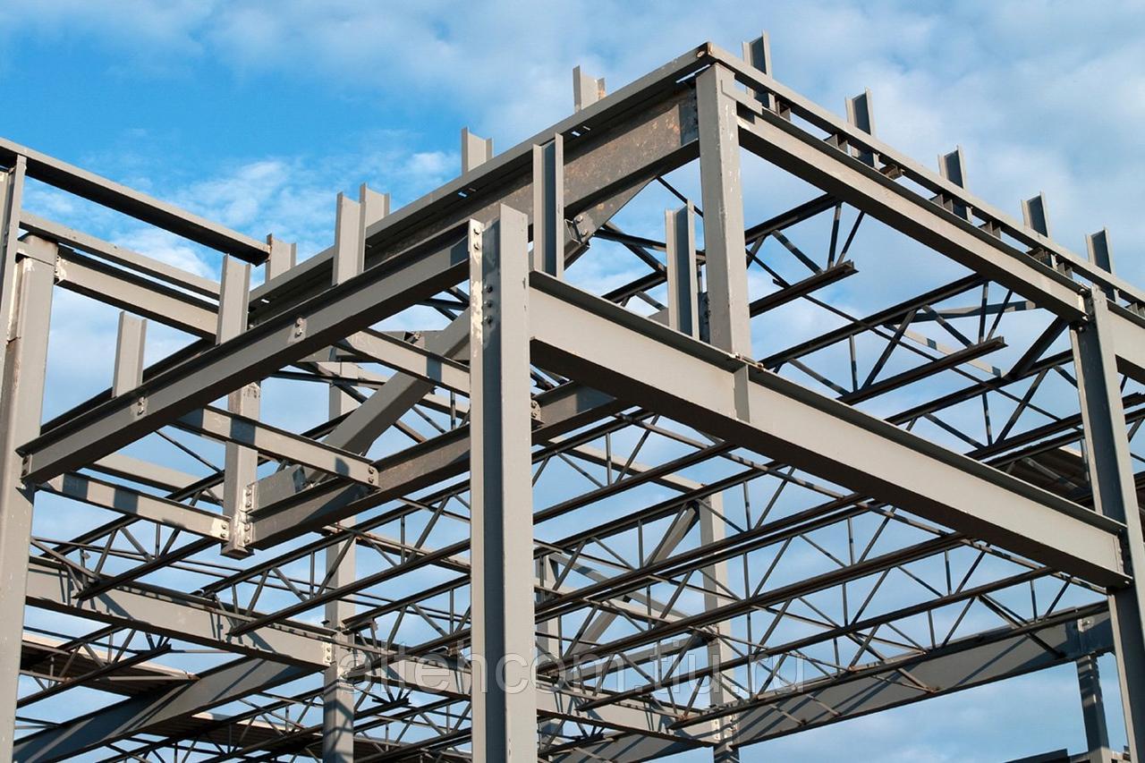 Изготовление и виды металлоконструкций
