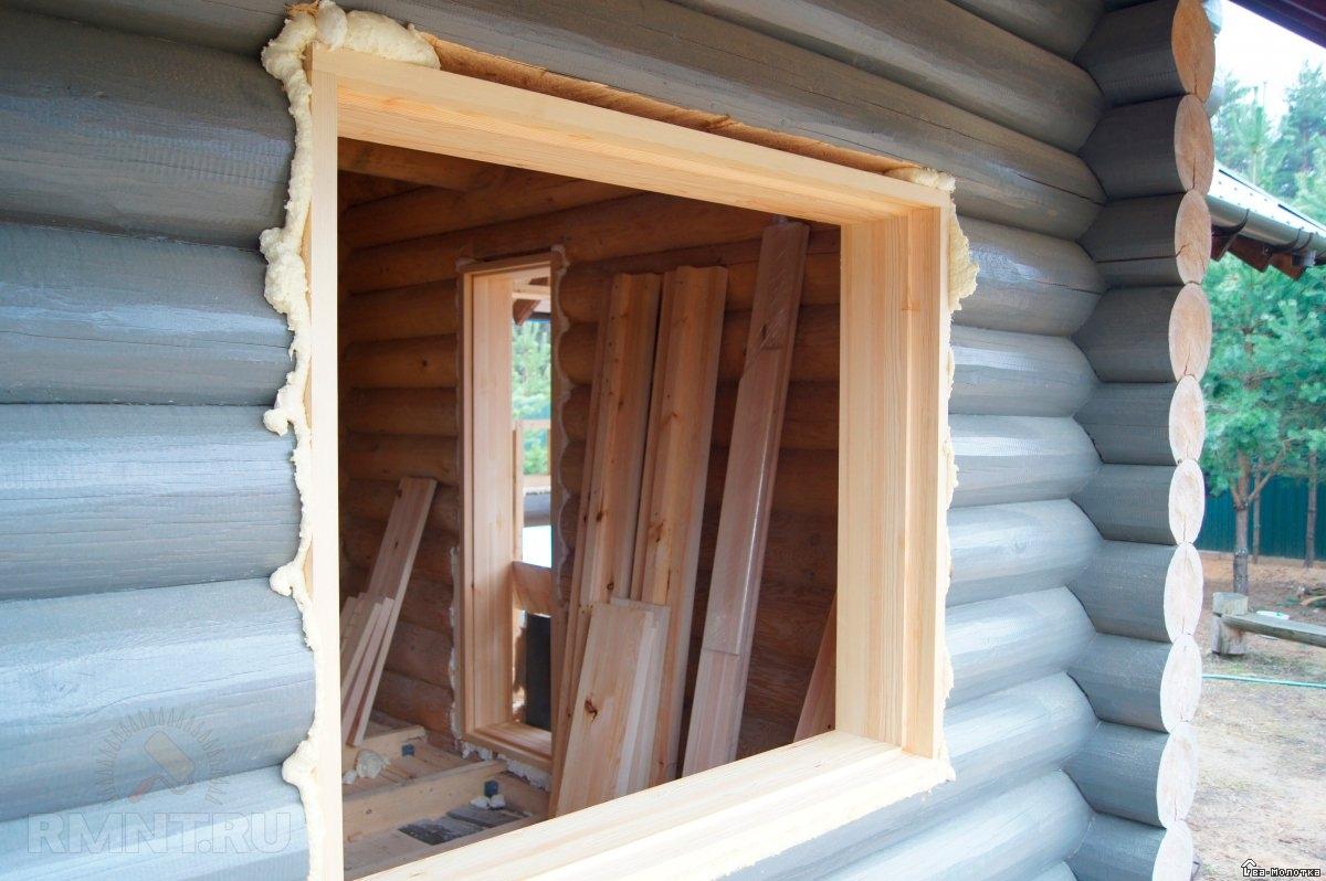 О деревянных домах