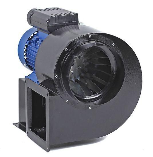 Радиальные вентиляторы: особенности