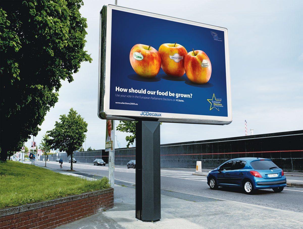 Преимущества наружной рекламы