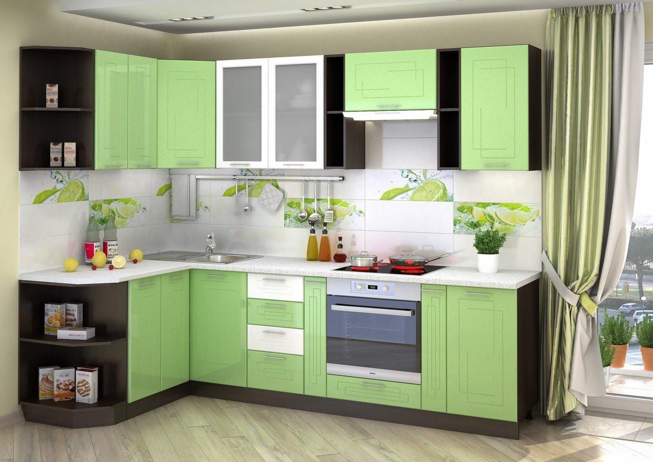Преимущества и особенности модульных кухонь