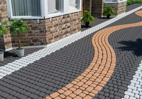 Критерии выбора тротуарной плитки
