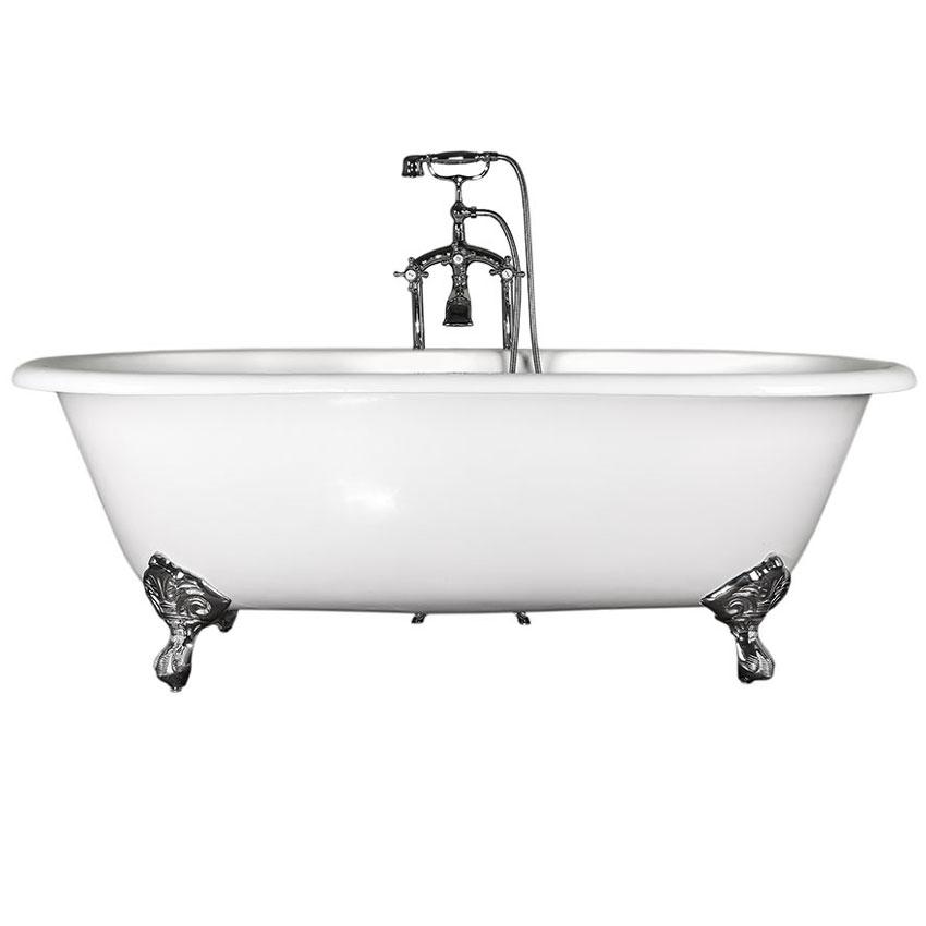 Чугунные ванные: За и Против