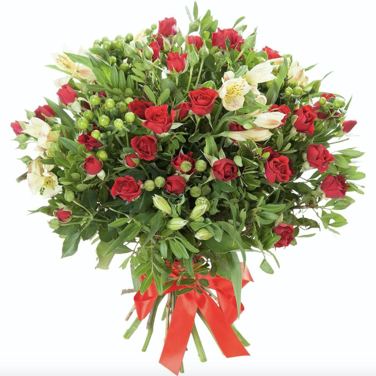 Преимущества сервисов по доставке цветов