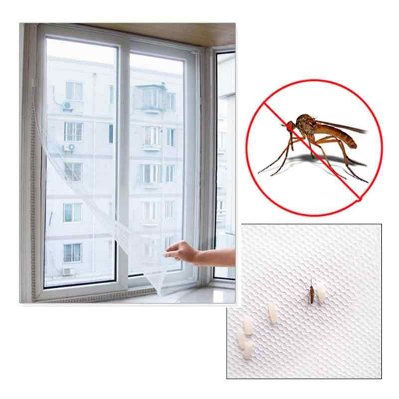 Каковы достоинства покупки оконных сеток от насекомых?