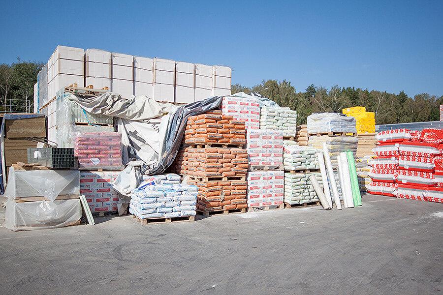 Преимущества оптовых закупок строительных материалов