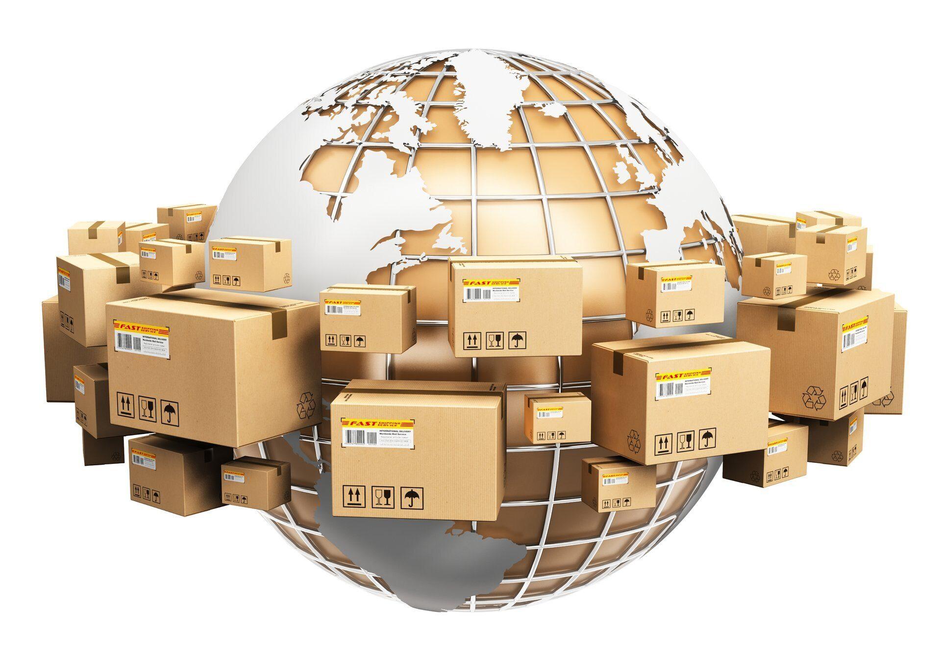 Торговая компания в сфере дистрибуции
