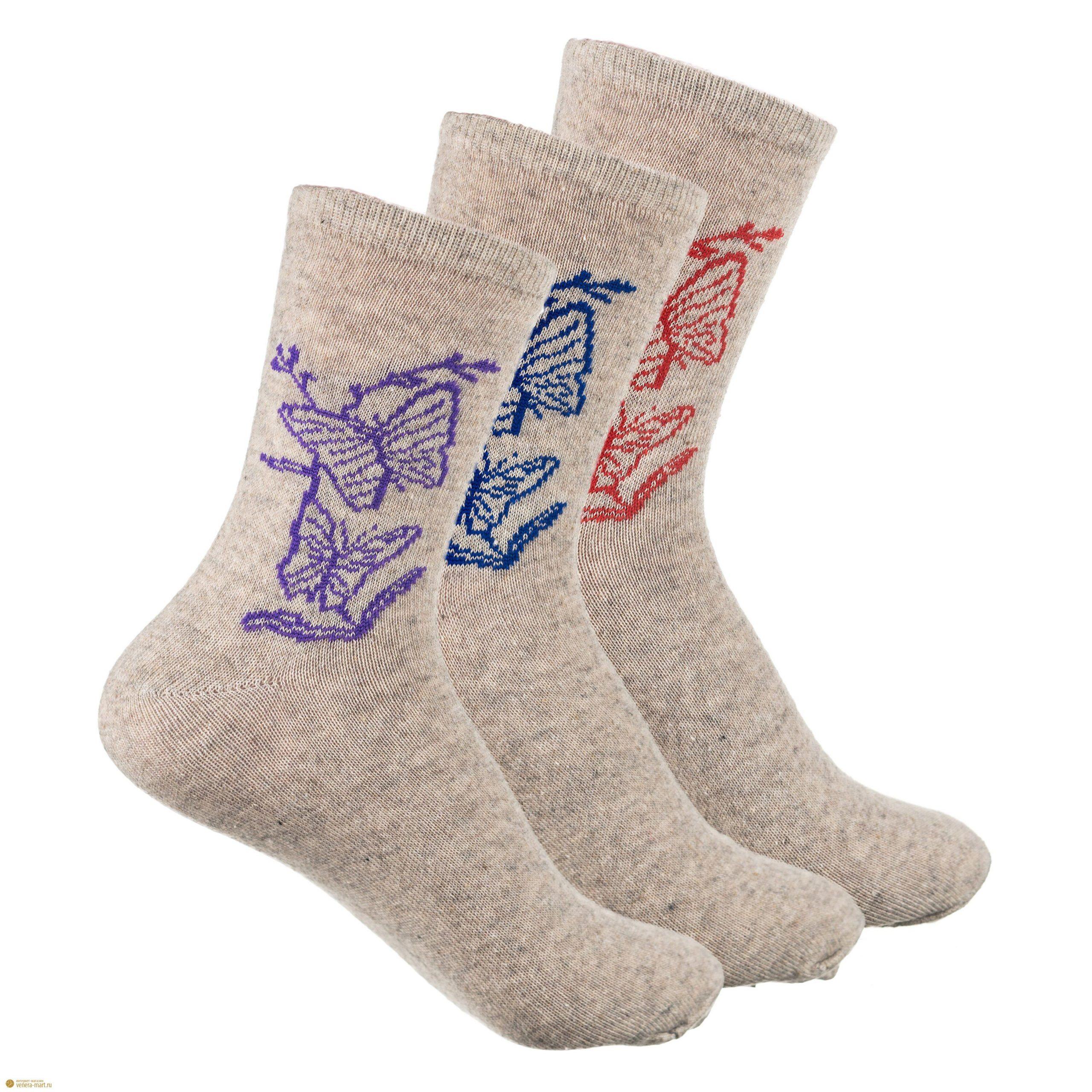 В чем преимущества носков изо льна
