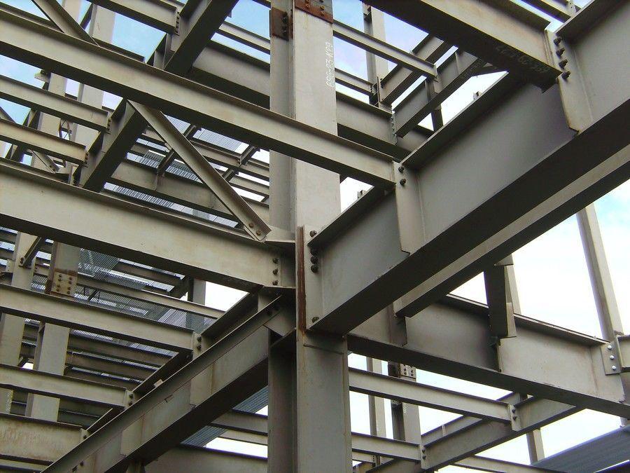 Металлическое укрепление конструкций